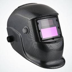 NEW Solar Auto Darkening Welding Helmet Grinding Mask Arc Ti