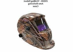 ONE Auto-Darkening Welding Helmet CAMO 50105