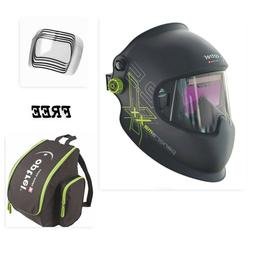 Optrel Panoramaxx Welding Helmet with FREE Lens and Backpack