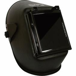 Hobart Passive Welding Helmet - #10 Fixed Shade, Black, Mode