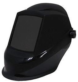Sellstrom Passive Welding Helmet, Black, Trident, 10 Lens Sh