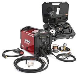 Lincoln Electric POWER MIG 210 MP Multi-Process Welder Alumi