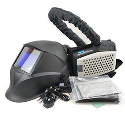 Powered Air Purifying Respirator Auto Darkening Welding Helm