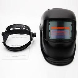 Pro Solar Auto Darkening Welding Helmet Arc Tig Mig Certifie