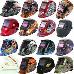 pro solar auto darkening welding helmet lens