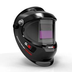 True Color Pro Solar Auto-Darkening Welding Helmet Welder Ma