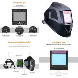 Pro Welding Helmet with Highest Optical Class Personal Head