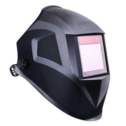 Pro Welding Helmet with Highest Optical Class , Larger Viewi
