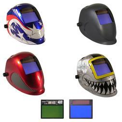 ArcOne Python Auto Darkening Welding Helmet - ASIC 7500VX Sh