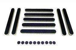 "Replacement Universal Foam Pads Kit 5/16"" Giro and Bell Bike"