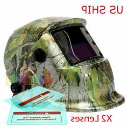 Robot Solar Auto Darkening Welding Helmet Arc Tig Mig Mask G