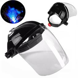 Safety Face Shield Full Mask Glasses Eye Protection Welding