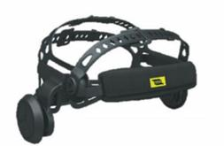 ESAB Sentinel A50 Headgear Assembly including sweatbands