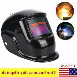 solar auto darkening welders helmet mask welding