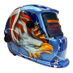 AUDEW Solar Auto-Darkening Welding Helmet Lens Mask Grinding