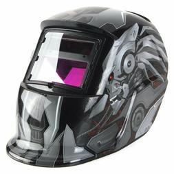 GLIME Solar Auto Welding Helmet Adjustable Professional Weld
