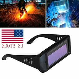 solar powered auto darkening welding mask helmet