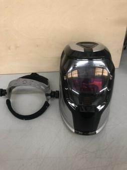 solar powered welding helmet auto