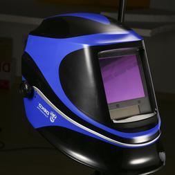 Solar Powered Welding Helmet Auto Darkening Professional Hoo