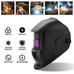 Solar Welding Helmet Auto Darkening Grining Welder Mask for