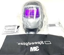 3M Speedglas 06-0100-20SW Welding Helmet w/ 9100X ADF and Si