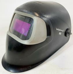 3M  Speedglas 3M100 Automatic Auto Darkening Filter Lens Wel