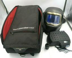 Speedglas 3M 9100 FX 9100xxi Welding Helmet Adflo Blower Uni