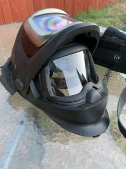 3M Speedglas 9100V Darkening Welding Helmet w/Side Windows,