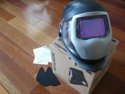 3M Speedglas 9100XX Auto-Darkening Welding Helmet, Hornell S