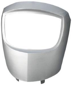 speedglas silver front panel