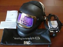 3M Speedglas Welding Helmet 9100 with Standard Size Auto-Dar