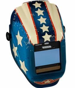 Stars & Scars Jackson Insight Auto Darkening Welding Helmet
