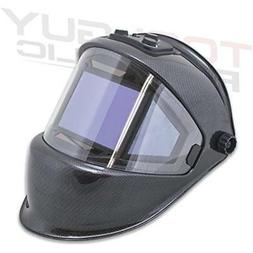 TGR Panoramic 180 View Solar Powered Auto Darkening Welding