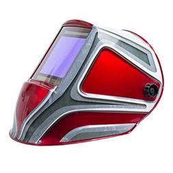 "TGR Extra Large View Auto Darkening Welding Helmet - 4""W x 3"