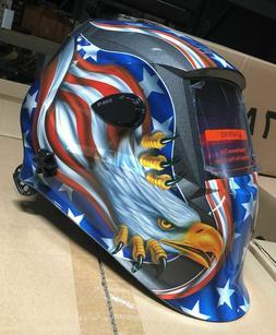 TWT New Solar Auto Darkening Welding/grinding  Helmet Mask $