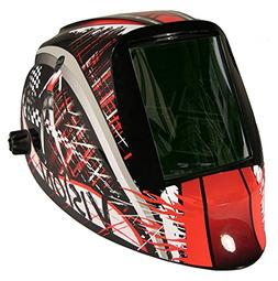 ArcOne V-1523 Vision Welding Helmet with Passive Shade10 Fil
