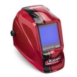 Lincoln Electric Viking 3350 Code Red Welding Helmet - K4034