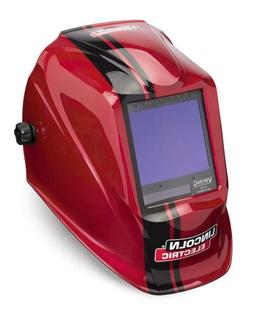 Lincoln Electric VIKING 3350 Code Red Welding Helmet with 4C