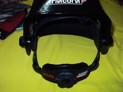 Lincoln Electric Viking 3350 Series Black Welding Helmet 4c