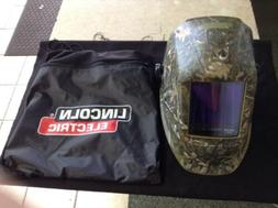 Lincoln Electric Viking 3350 White Tail Camo Camoflauge Weld
