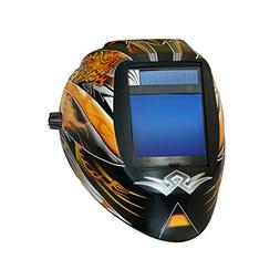 ArcOne Vision Industrial Welding Helmet with Intelligent Dar