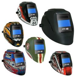 ArcOne Vision Welding Helmet with Digital Industrial ASIC 5""