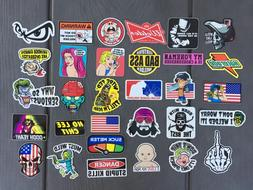 WELDER 30+ Hard Hat Stickers Toolbox Decals, Welding Helmet,