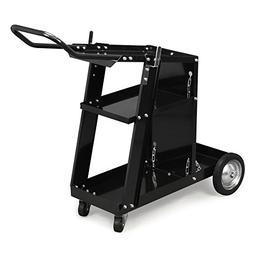 XtremepowerUS HD Welding Cart Universal MIG MAG ARC TIG Mach