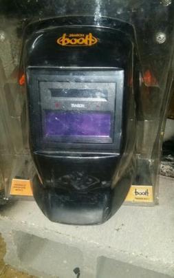 hobart welding helmet 770432 xfs-black