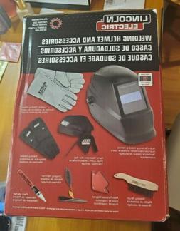 Lincoln Electric Welding Helmet & Accessories Kit* NEW