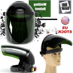 Welding Helmet ARC Weld Welder Lens Grinding Face Shield Vis