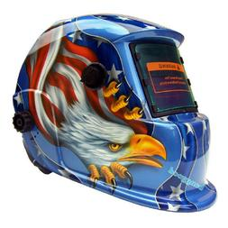 Welding Helmet , AUDEW Professional ANSI Solar Auto-Darkenin