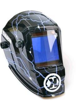 Welding Helmet Auto Darkening Solar Mask Grinding Welder Arc