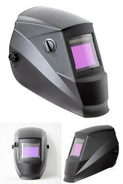 Welding Helmet Auto Darkening Solar Power with Large Viewing